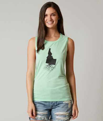 WYR Idaho Roots Tank Top