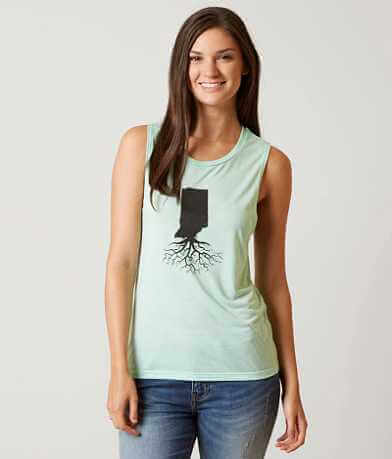 WYR Indiana Roots Tank Top