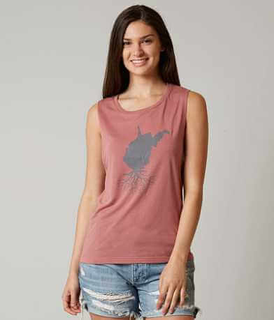 WYR West Virginia Roots Tank Top