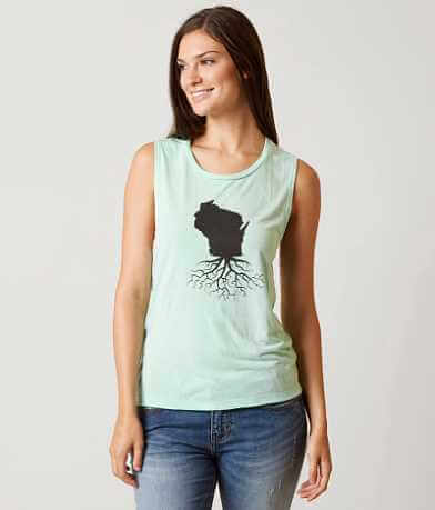 WYR Wisconsin Roots Tank Top