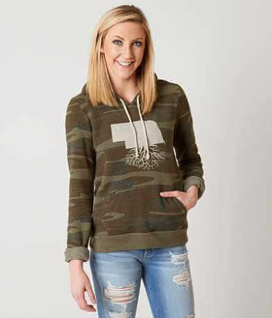 WYR Nebraska Roots Hooded Sweatshirt