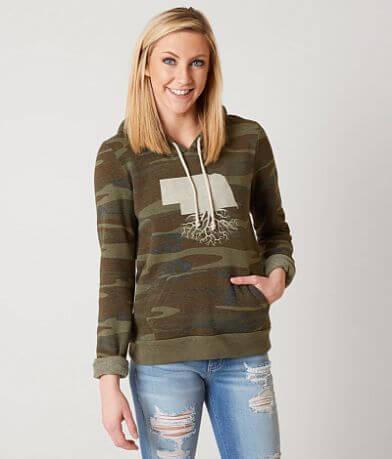 WYR Nebraska Roots Hooded Sweatshirt