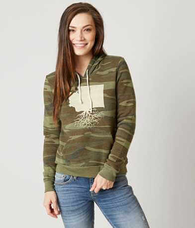 WYR Washington Roots Sweatshirt