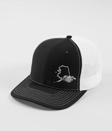 WYR Alaska Roots Trucker Hat