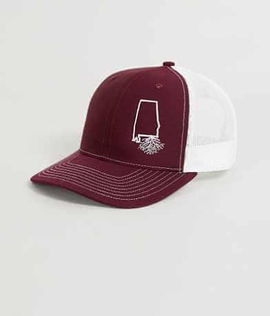WYR Alabama Roots Trucker Hat