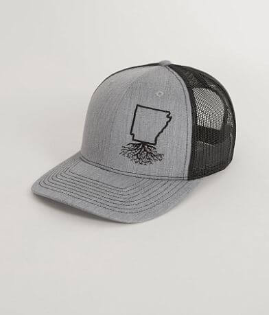 WYR Arkansas Roots Trucker Hat