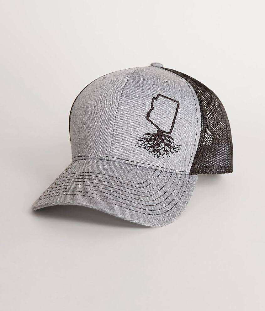 Wear Your Roots Snapback Trucker Hat