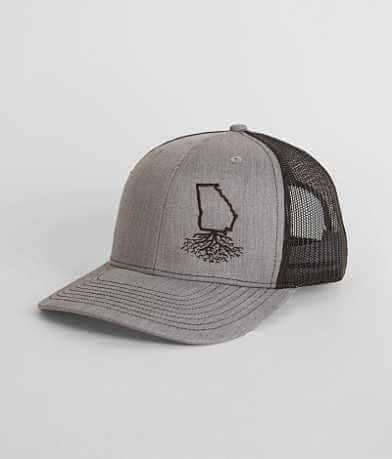 WYR Georgia Roots Trucker Hat