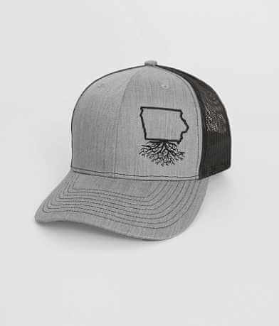 WYR Iowa Roots Trucker Hat