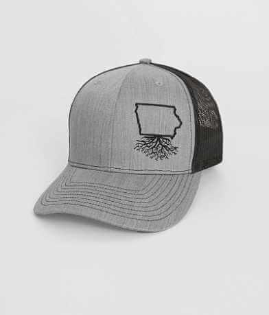 WYR Iowa Roots Trucker Hat