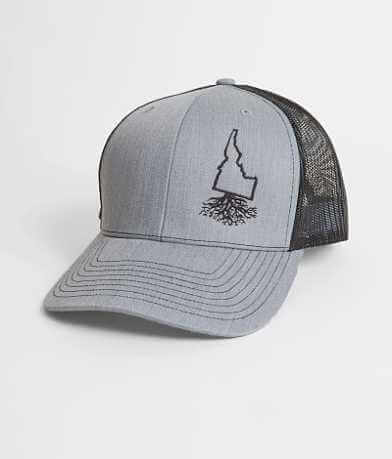 WYR Idaho Roots Trucker Hat