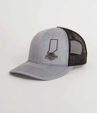 WYR Indiana Roots Trucker Hat