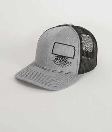 WYR Kansas Roots Trucker Hat