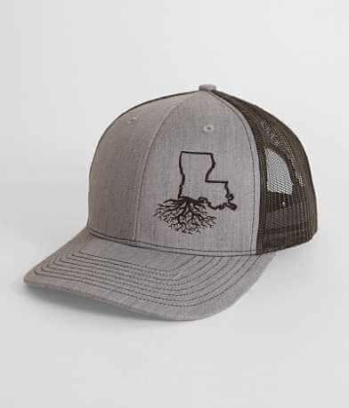 WYR Louisiana Roots Trucker Hat