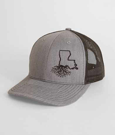 WYR Louisiana Roots Trucker Hat