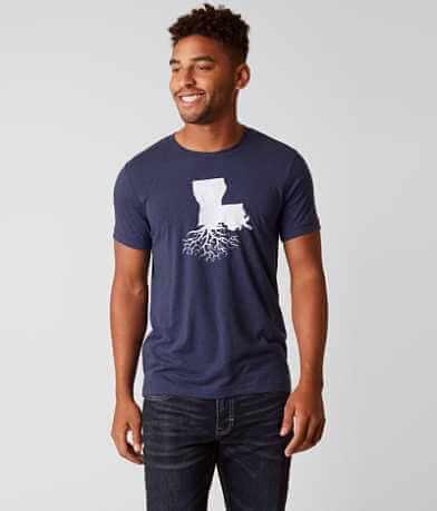 WYR Louisiana Roots T-Shirt