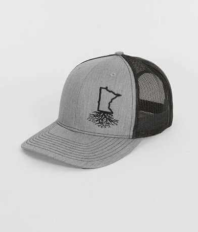 WYR Minnesota Roots Trucker Hat