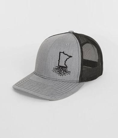 WYR Minnesota Roots Trucker Hat