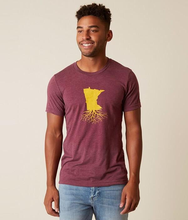 Shirt Minnesota Roots WYR WYR Minnesota T Hxq1Sn4zYw