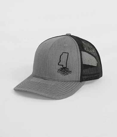 WYR Mississippi Roots Trucker Hat