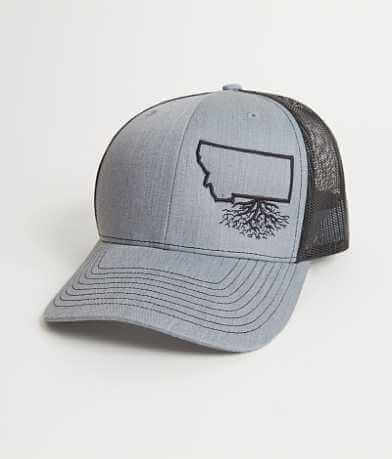 WYR Montana Roots Trucker Hat