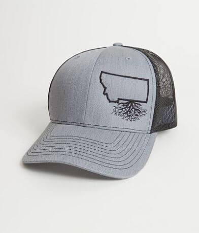 WYR Montana Roots Trucker Hat