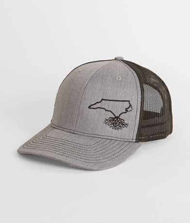 WYR North Carolina Roots Trucker Hat
