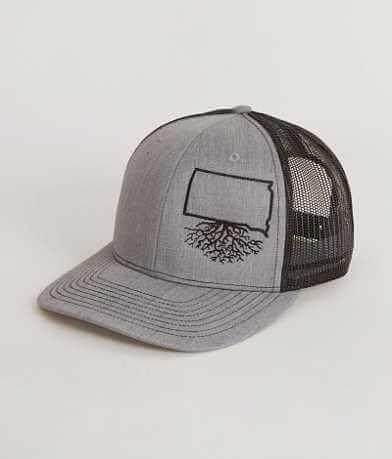 WYR North Dakota Roots Trucker Hat