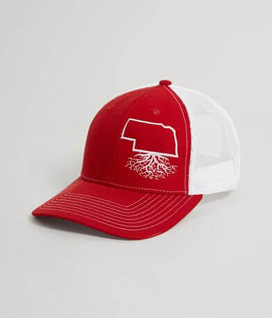 WYR Nebraska Roots Trucker Hat