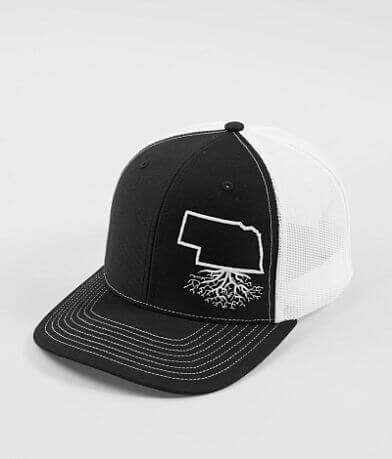 WYR Nebraska Roots Trucker Hat