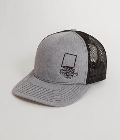 WYR New Mexico Roots Trucker Hat