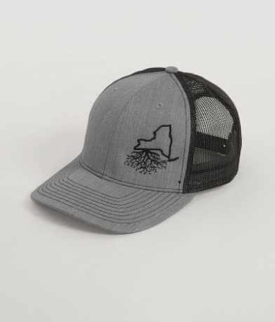 WYR New York Roots Trucker Hat