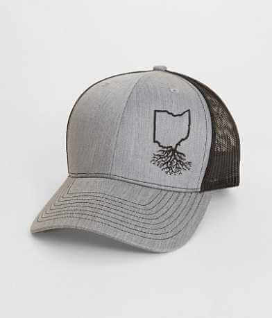 WYR Ohio Roots Trucker Hat