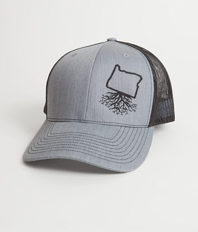 WYR Oregon Roots Trucker Hat