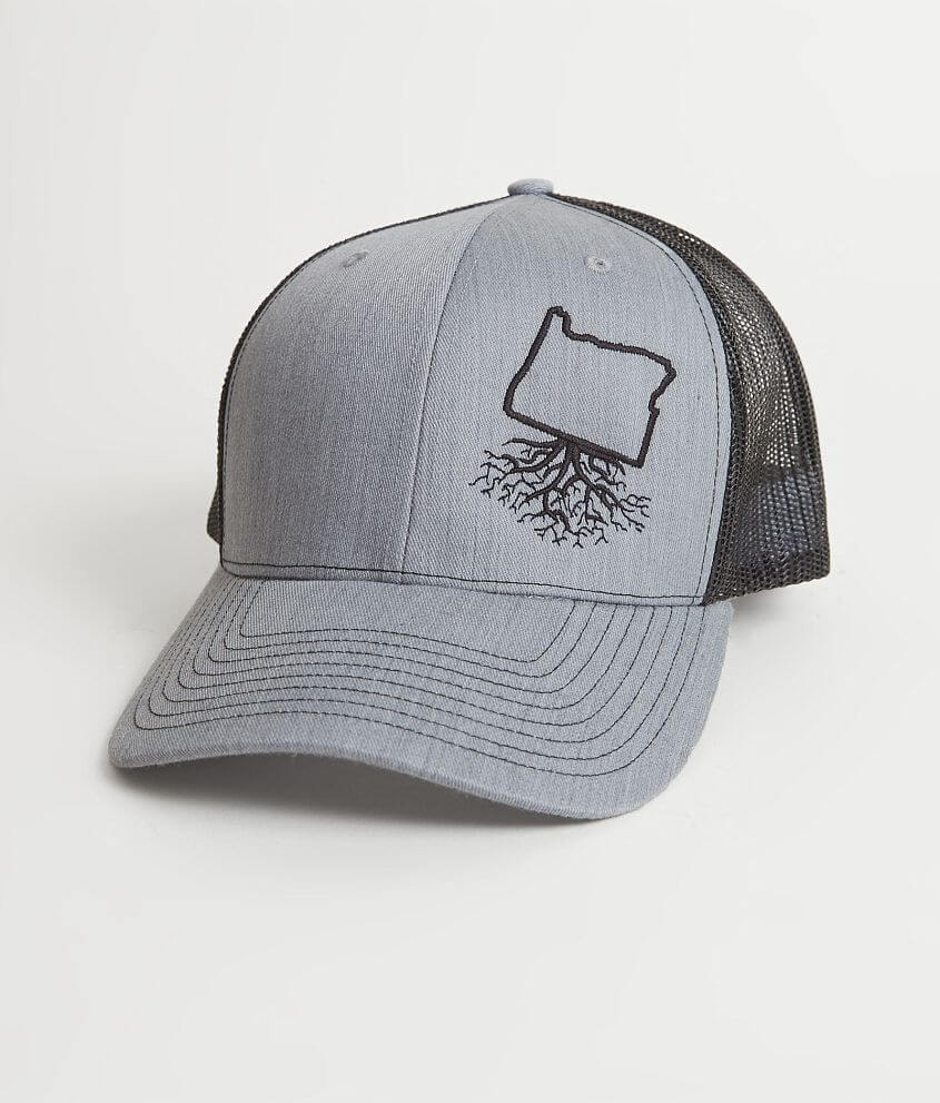 WYR Oregon Roots Trucker Hat front view