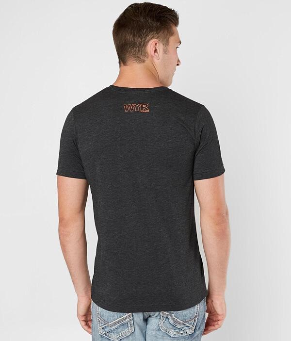 WYR Shirt Roots Oklahoma Roots Shirt Oklahoma WYR WYR Oklahoma T Roots T T qB8nxwt74
