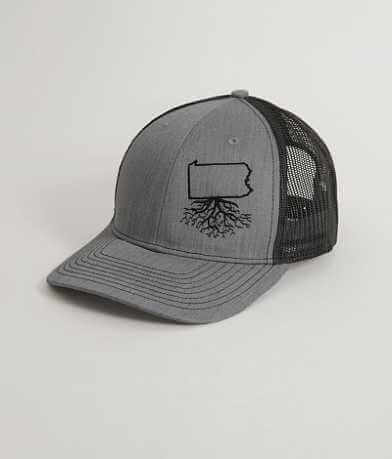 WYR Pennsylvania Roots Trucker Hat
