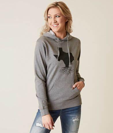 WYR Texas Roots Hooded Sweatshirt