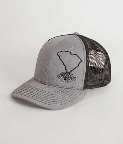 WYR South Carolina Roots Trucker Hat