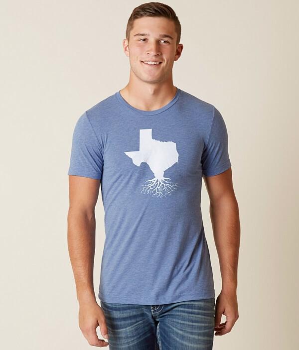 Roots Shirt Texas WYR WYR T Texas F1tOqwW