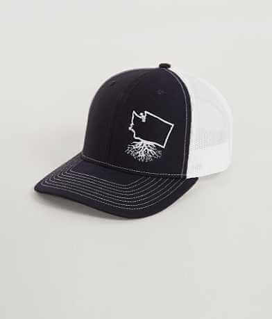 WYR Washington Roots Trucker Hat