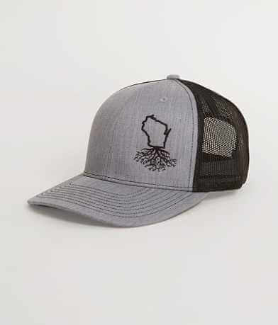 WYR Wisconsin Roots Trucker Hat