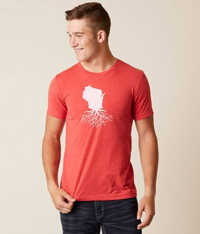 WYR Wisconsin Roots T-Shirt