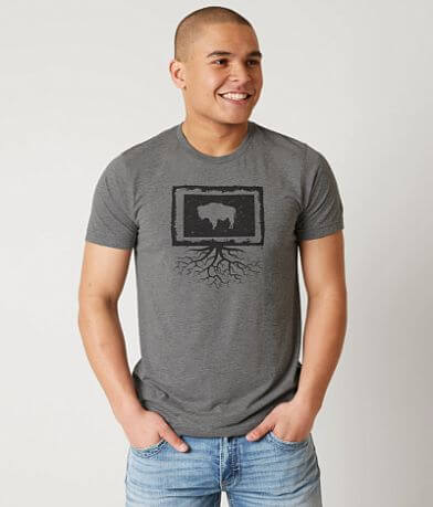WYR Wyoming Roots T-Shirt