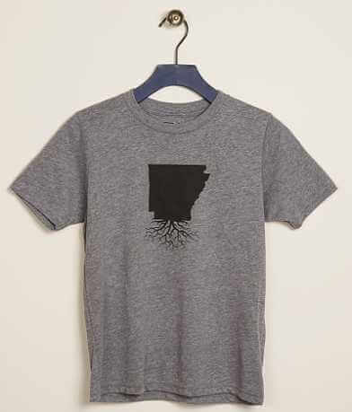 Boys - WYR Arkansas Roots T-Shirt