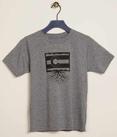Boys - WYR Colorado Roots T-Shirt