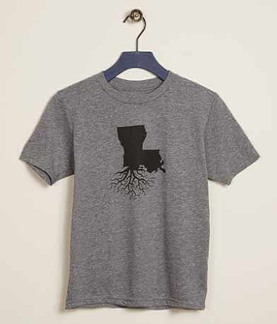 Boys - WYR Louisiana Roots T-Shirt