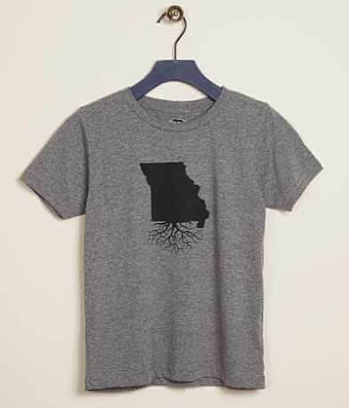 Boys - WYR Missouri Roots T-Shirt