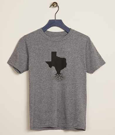 Boys - WYR Texas Roots T-Shirt