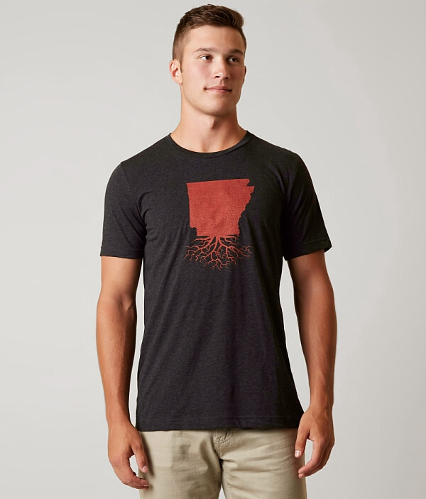 Shirt WYR WYR T Arkansas Roots T Roots Arkansas Sw0fq